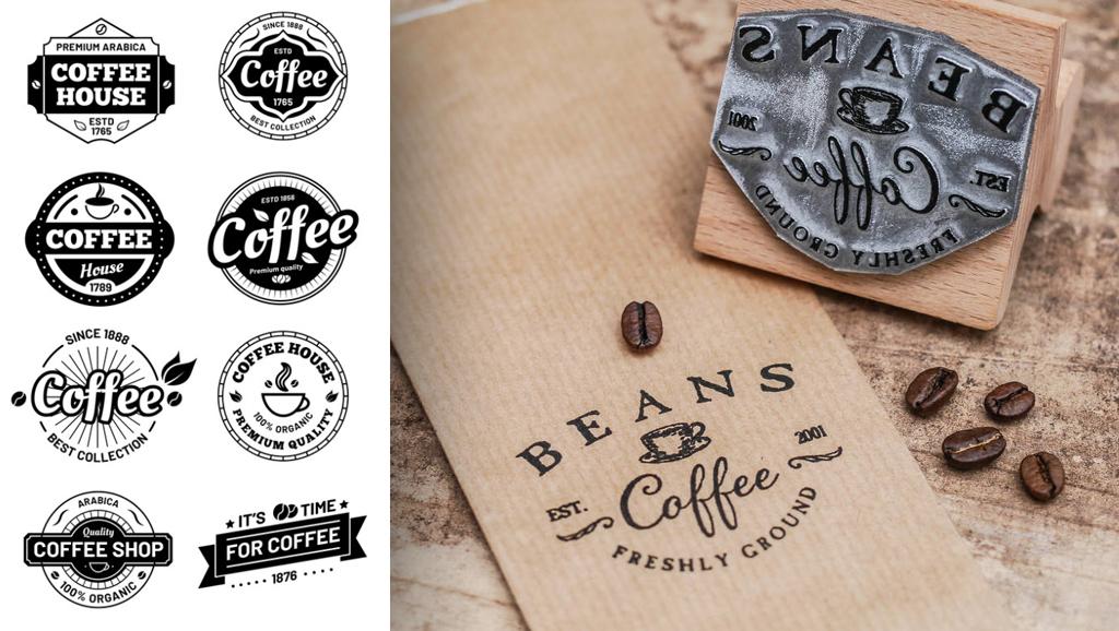 Trodat bélyegző, imprint, egyedi, logóval, pecsét